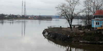 Устье реки Славянки