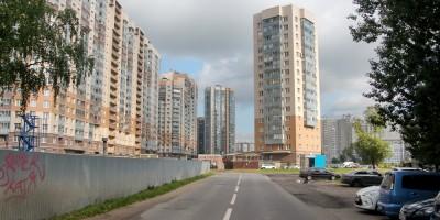 Жилой комплекс на Гжатской улице