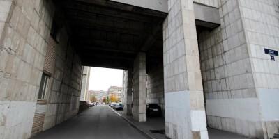 Боцманская улица, арка
