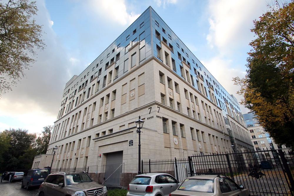 Боткинская улица, 21, строение 2