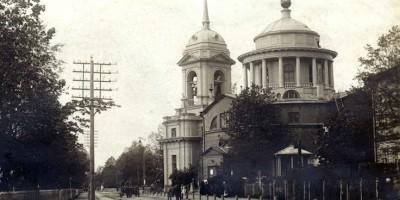 Церковь Благовещения на Приморском проспекте