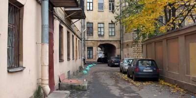 Державинский переулок
