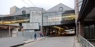 Гранитная улица и Ладожский вокзал