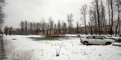 Колпино, Загородная улица, 51, после сноса