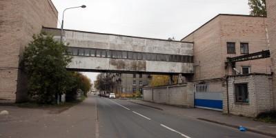 Лисичанская улица, переход