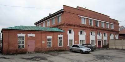 Малярная мастерская Варшавского вокзала