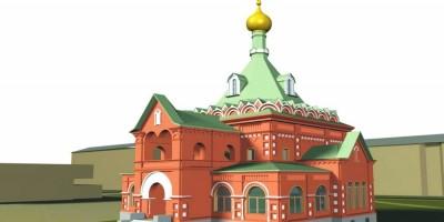 Переулок Матюшенко, церковь Святого Духа