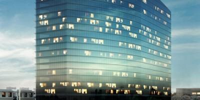 Проект апарт-отеля на Неве