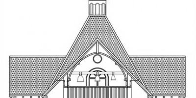 Проект церкви Казанской иконы, Купчино