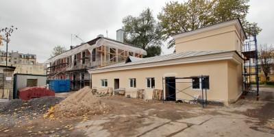 Старо-Петергофский проспект, 9а, литера Ж