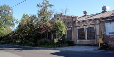 Тосина улица, 3, здание