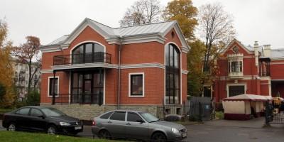 Улица Академика Крылова, дом 4а