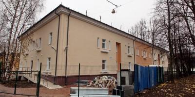 Улица Бабушкина, 41, корпус 1