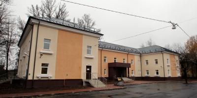 Улица Бабушкина, 41, корпус 1, фасад
