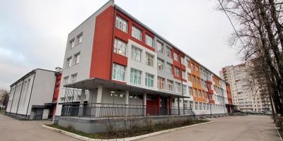 Улица Маршала Тухачевского, 17, школа