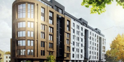 Улица Моисеенко, проект жилого дома 2