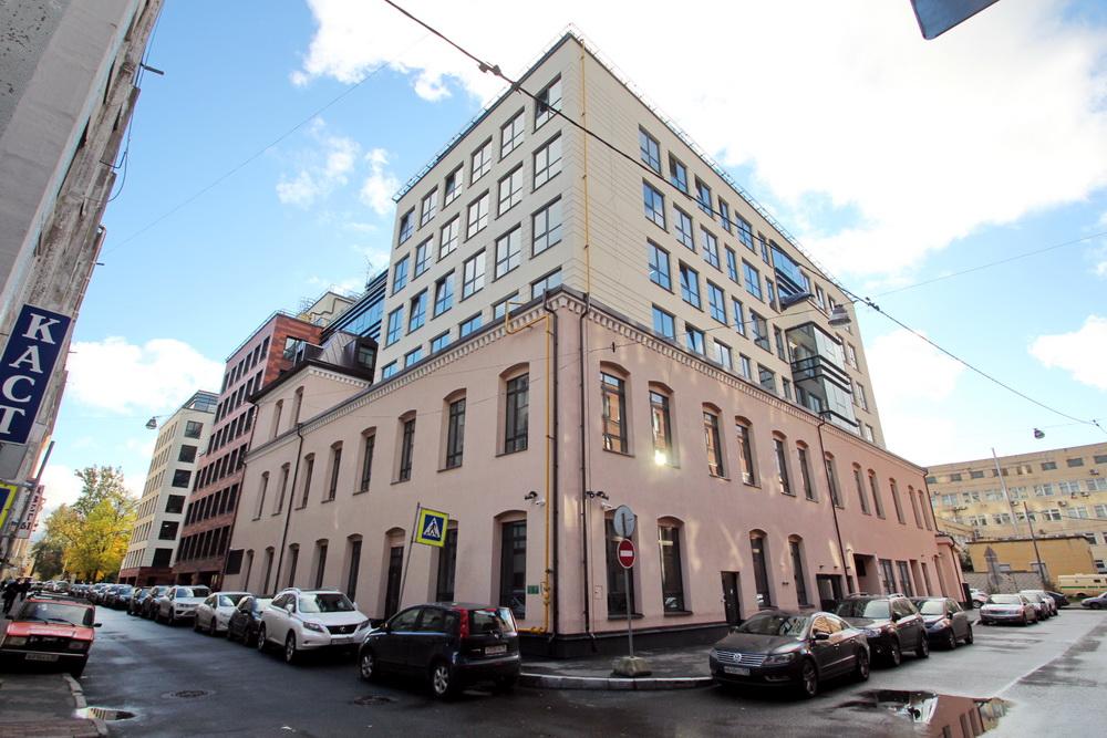 Улица Смолячкова, 6, корпус 1, сохраненный фасад