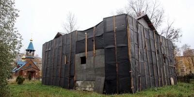 Воскресная школа на проспекте Стачек