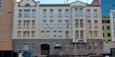 18-я линия Васильевского острова, 31, общежитие