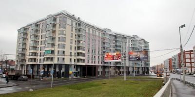 Аптекарский проспект, 18, корпус на проспекте Медиков