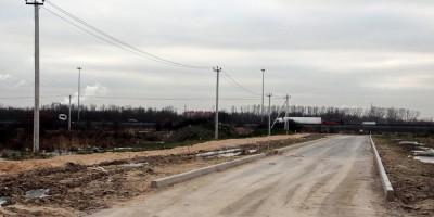 Чарушинская улица строится