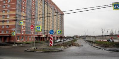 Гудиловская улица в Усть-Славянке