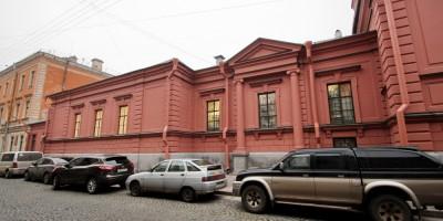 Ксенинский институт на Галерной улице