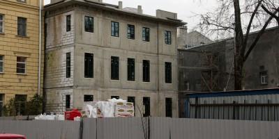 Набережная Обводного канала, 223-225, литера Я, строительство бизнес-центра