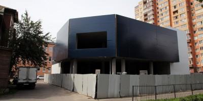 Переулок Ногина, 3, строительство