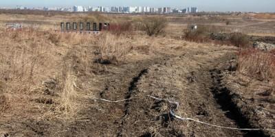 Петербургское шоссе, воинский мемориал