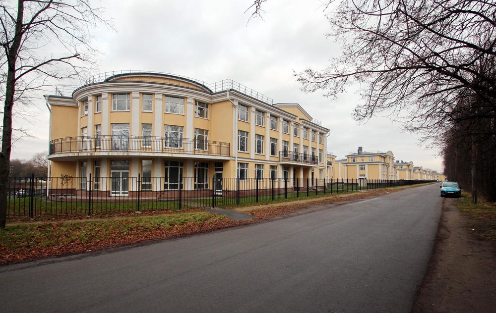 Петергоф, Фабричная улица, 3