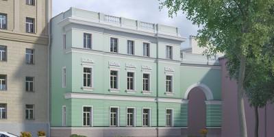 Проект бизнес-центра на Обводном канале, 223-225, новая версия