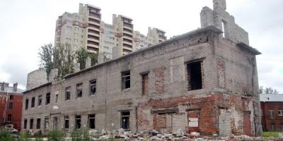 Проспект Обуховской Обороны, дом 219а