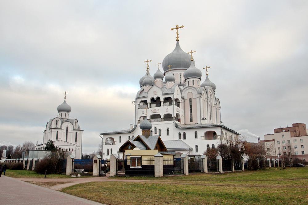 Пискаревский проспект, 41, Рождественский собор