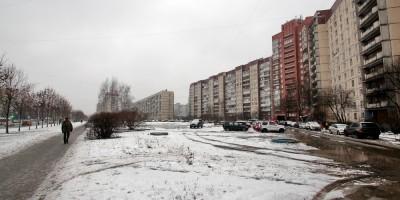 Шлиссельбургский проспект, 32-34, участок
