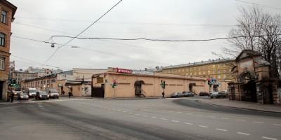 Угол Кременчугской и Миргородской улиц