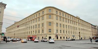 Улица Глинки, 2, Главный кригс-комиссариат