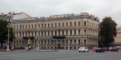 Улица Глинки, 4, дом Мордвиновых