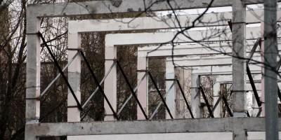 Улица Летчика Пилютова, 13, корпус 2, конструкции