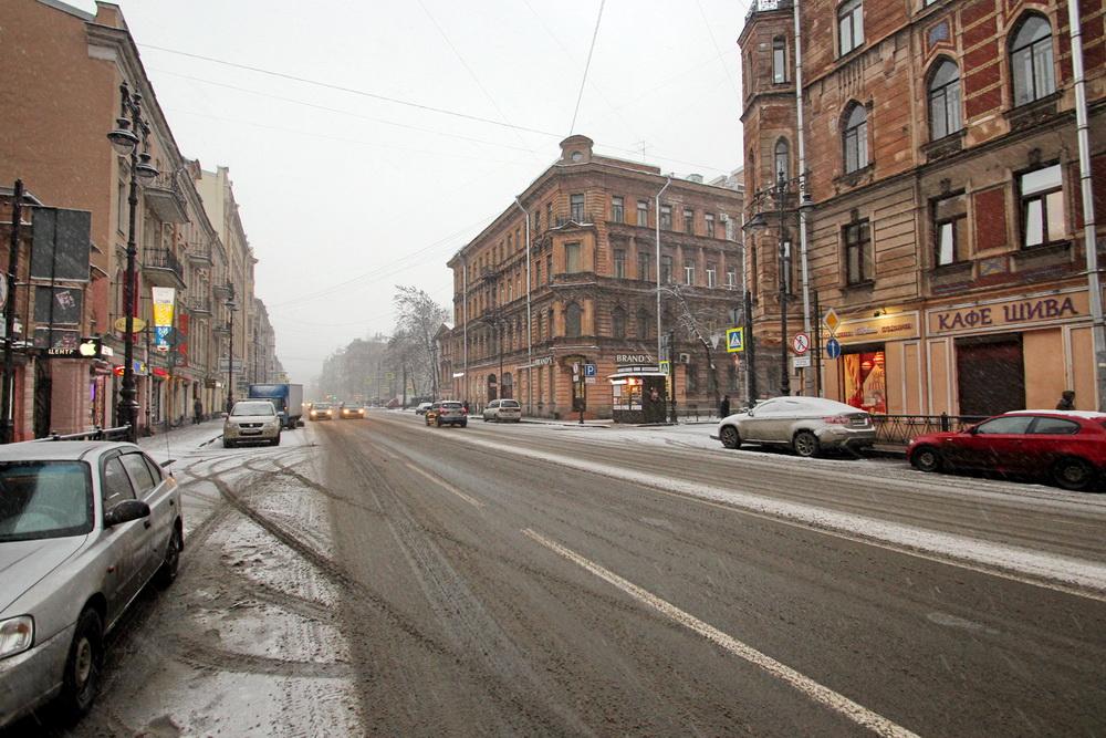 Улица Восстания