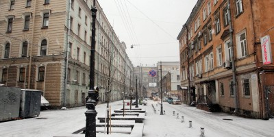1-я Советская улица
