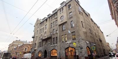 Большой проспект Петроградской стороны, дом 44