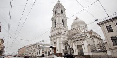 Церковь Святой Екатерины на Кадетской линии