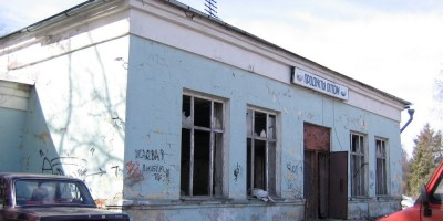 Фермское шоссе, 40, заброшенный магазин