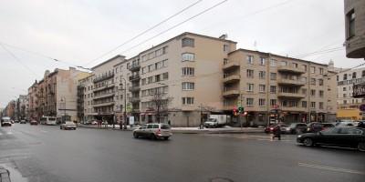 Каменноостровский проспект, дом 55