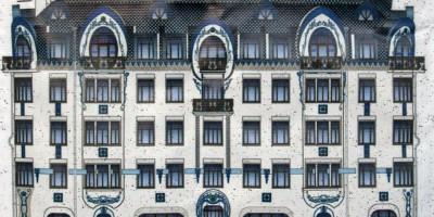 Костромской проспект, 45, проект жилого дома