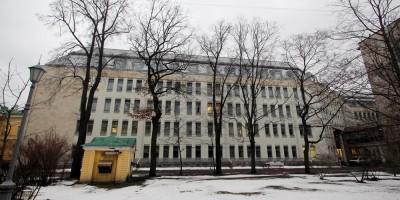 Литейный проспект, дом 56, строение 2, новый корпус Мариинской больницы