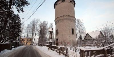 Парголово, улица Шишкина, 55, водонапорная башня
