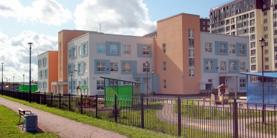 Проспект Ветеранов, 167, корпус 6, детский сад