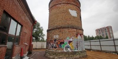 Силосная башня фермы Бенуа